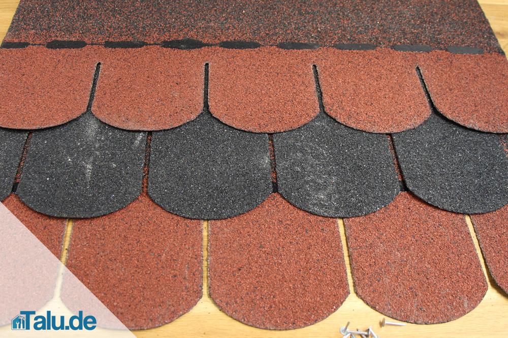 dachschindeln selbst verlegen dach mit bitumenschindeln. Black Bedroom Furniture Sets. Home Design Ideas