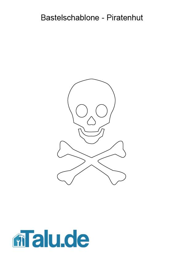 Anleitung Einfachen Piratenhut In 15 Minuten Basteln Talu De