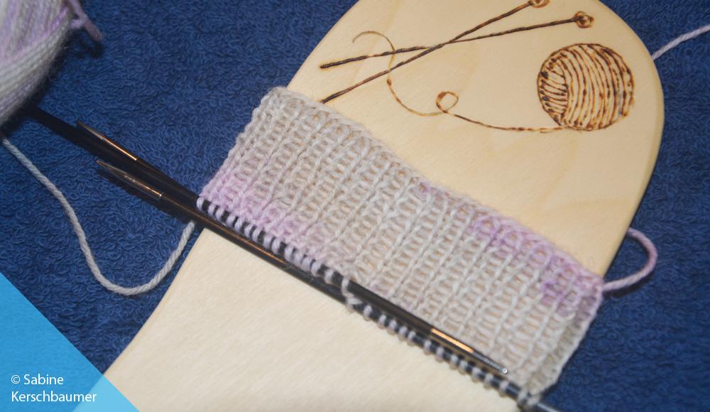 Socken Stricken Kostenlose Anleitung Für Anfänger Talude