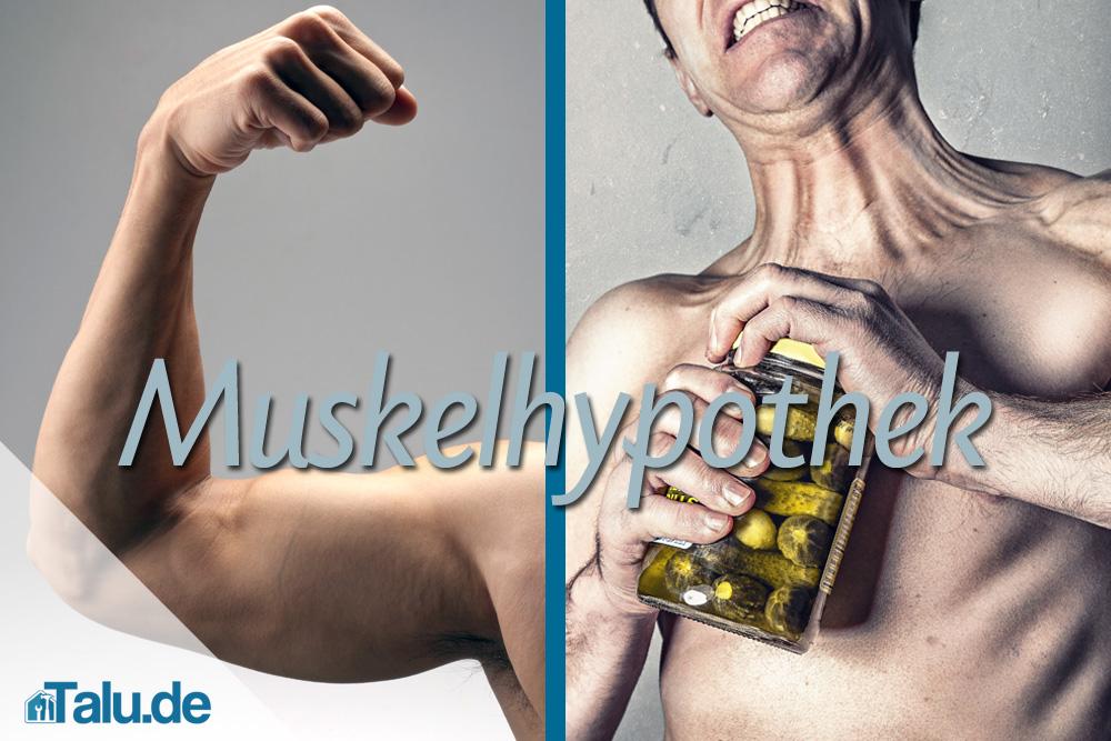 Muskelhypothek