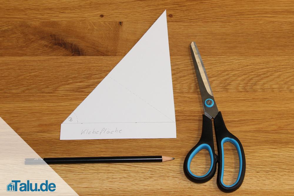 Schattenspender-Dreieck