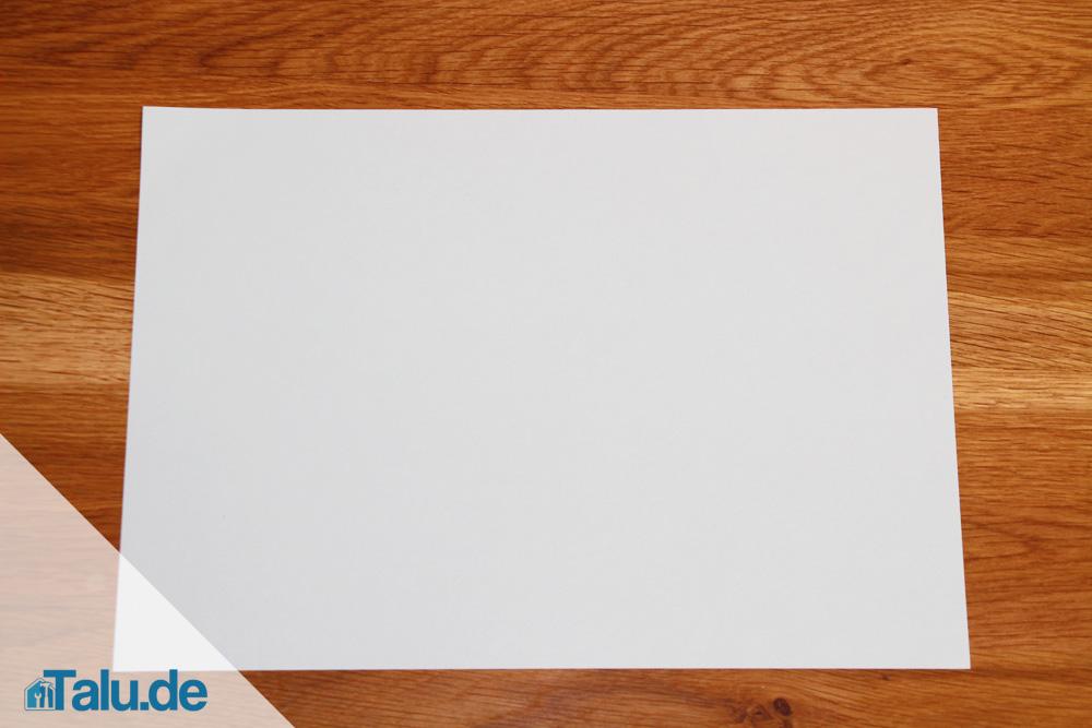 Briefumschlag Falten Kuvert In Nur 30 Sekunden Selber Basteln