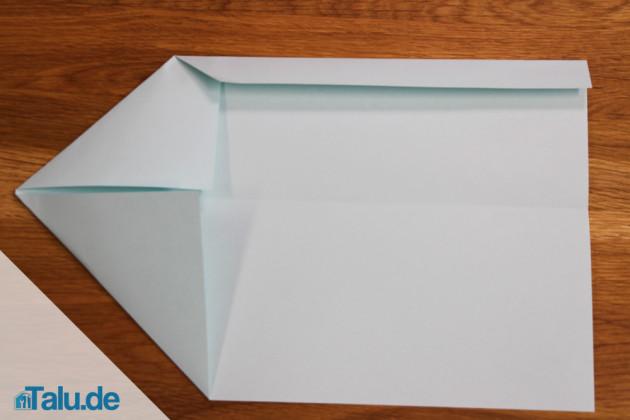 Brief Falten Für Kleinen Briefumschlag : Briefumschlag falten kuvert in nur sekunden selber