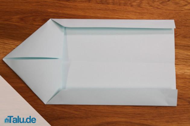Brief Richtig Falten Din A4 : Briefumschlag falten kuvert in nur sekunden selber