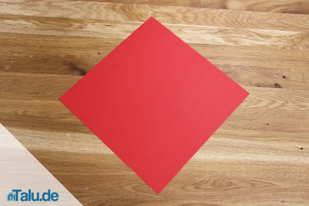 Origami Briefumschlag