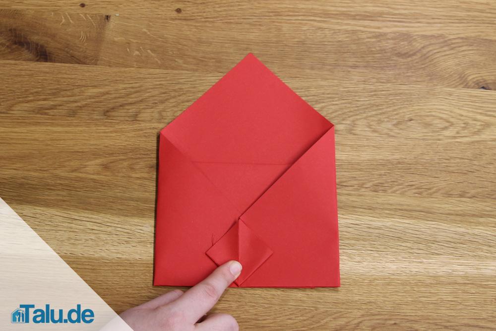 Brief Falten A5 : Briefumschlag falten kuvert in nur sekunden selber