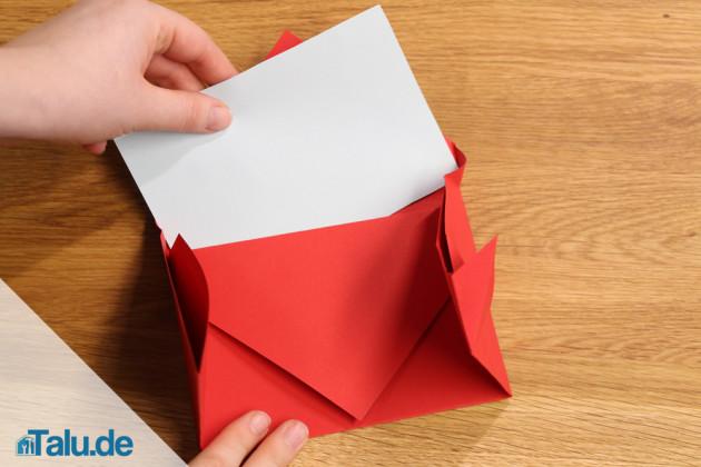 Origami Kuvert