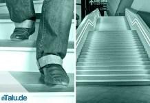 Treppenstufen berechnen