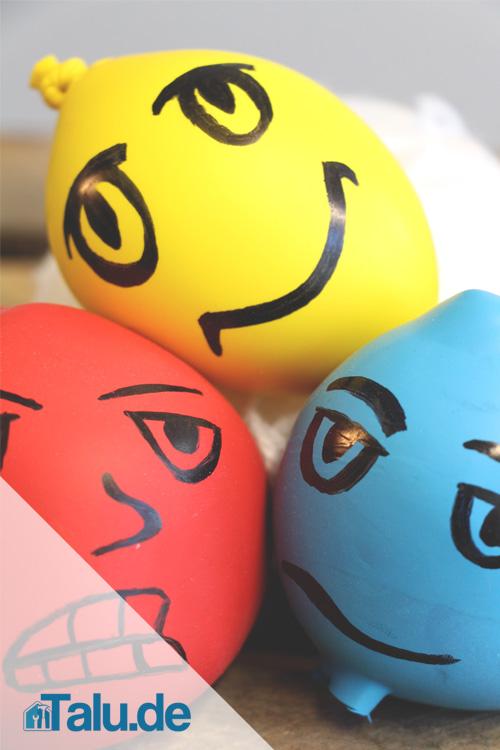 Fabulous Knetball, Anti-Stress-Ball selber machen - DIY-Anleitung - Talu.de YX83