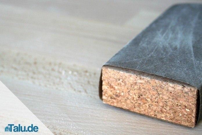 Relativ Holztisch-Pflege - Anleitung zum Reinigen und Ölen - Talu.de LV52