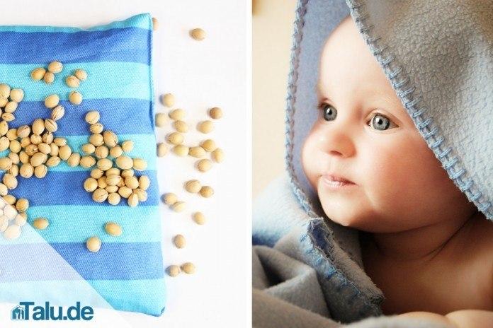 kirschkernkissen beim baby anwendung temperatur co. Black Bedroom Furniture Sets. Home Design Ideas