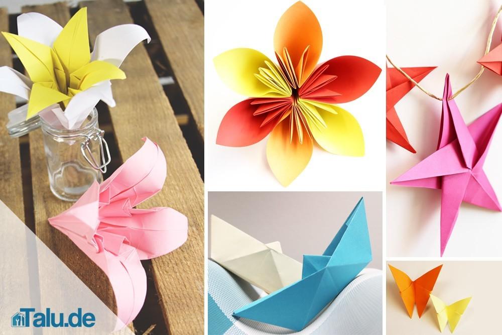 origami faltanleitungen. Black Bedroom Furniture Sets. Home Design Ideas