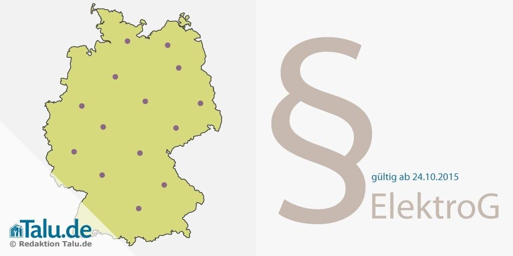 Sammelstellen in Deutschland