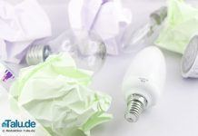 Energiesparlampe entsorgen