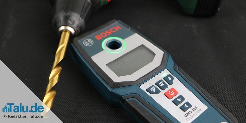 Strom-Detektor