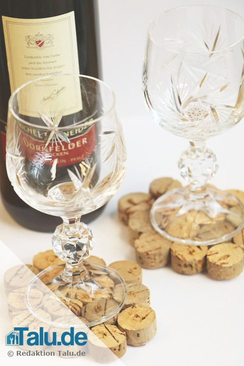Basteln Mit Korken 6 Bastelideen Fur Weinkorken Talu De