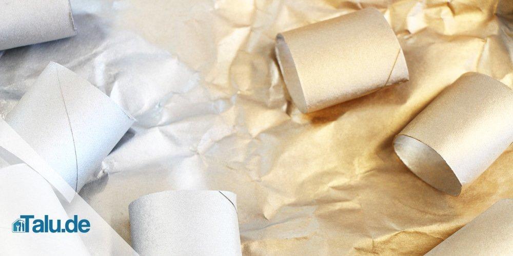 papierblumen-basteln-papprolle-bespruehen