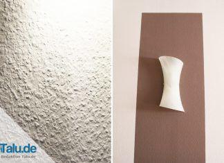latexfarbe berstreichen und richtig von der wand entfernen. Black Bedroom Furniture Sets. Home Design Ideas