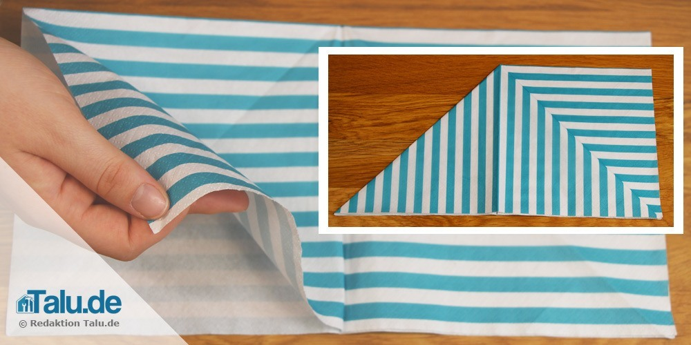 serviette-falten-schmetterling-3
