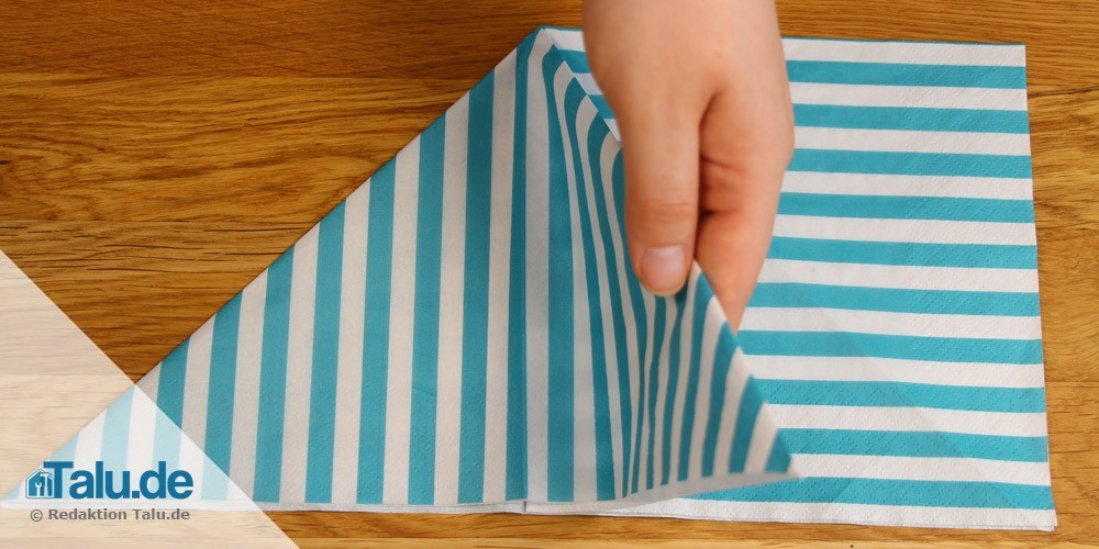 serviette-falten-schmetterling-4