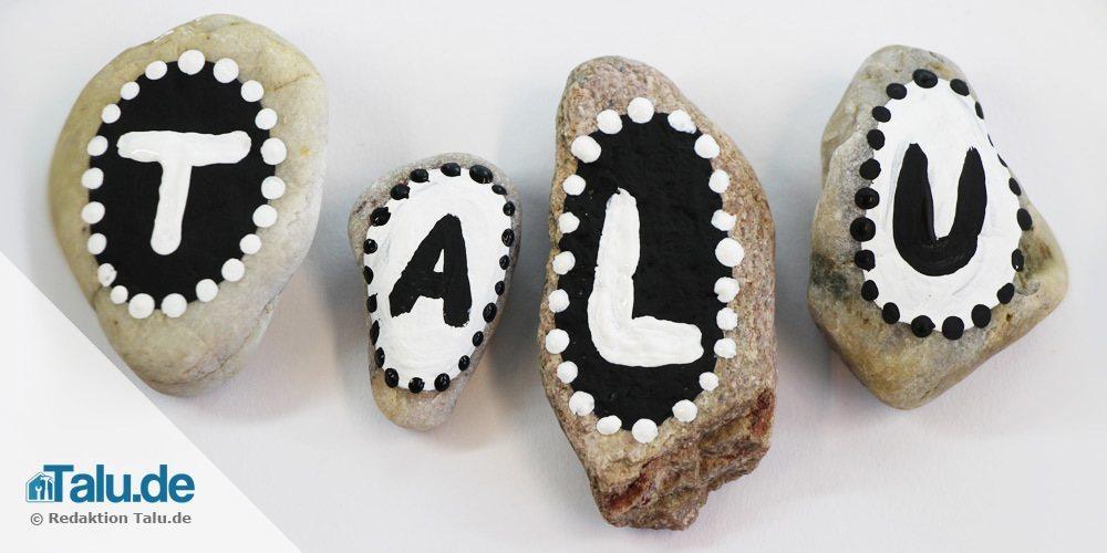 steine-bemalen-buchstaben-steine
