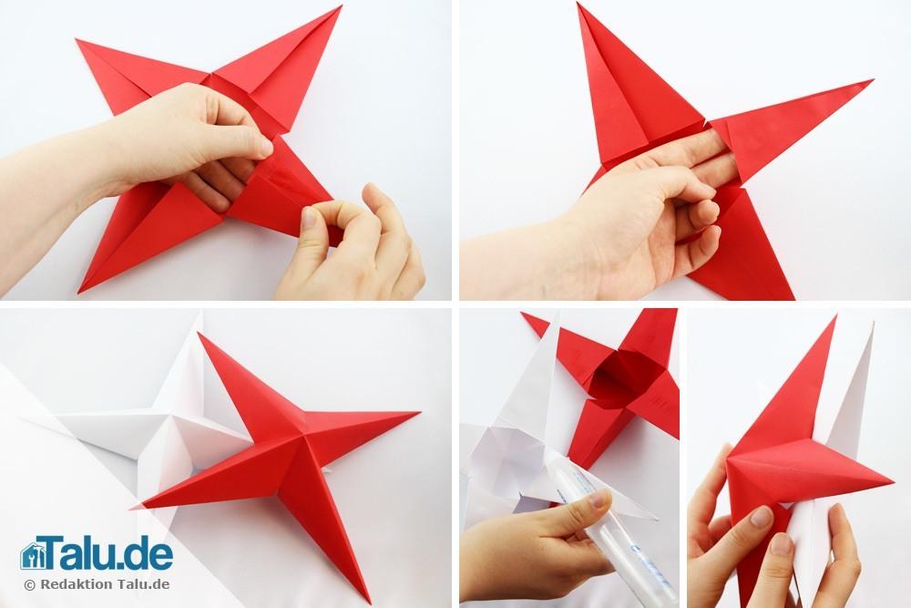 sterne basteln aus papier gallery of origami sterne. Black Bedroom Furniture Sets. Home Design Ideas