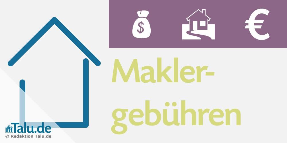 Maklergebühren Hauskauf
