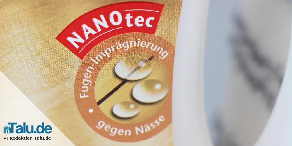Nanoimprägnierung