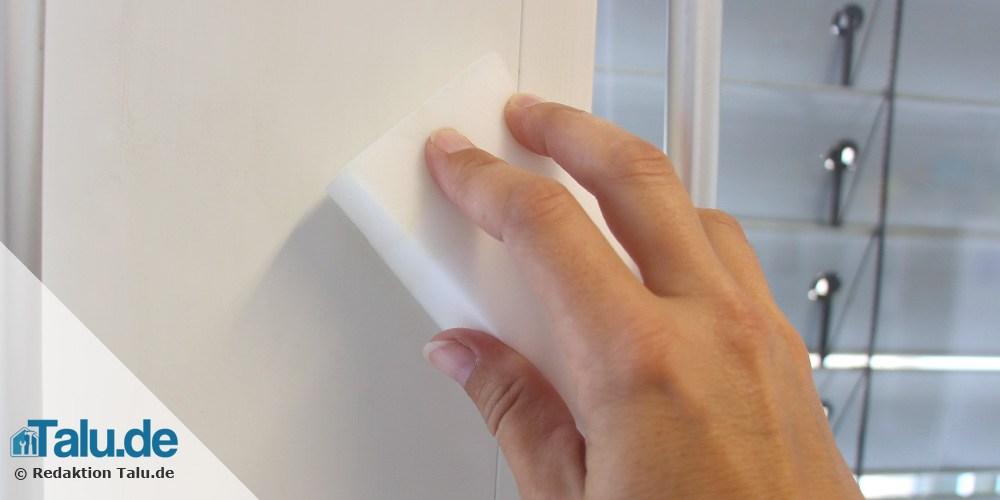 Top Vergilbte Kunststofffenster und Rahmen reinigen und pflegen - Talu.de RF13