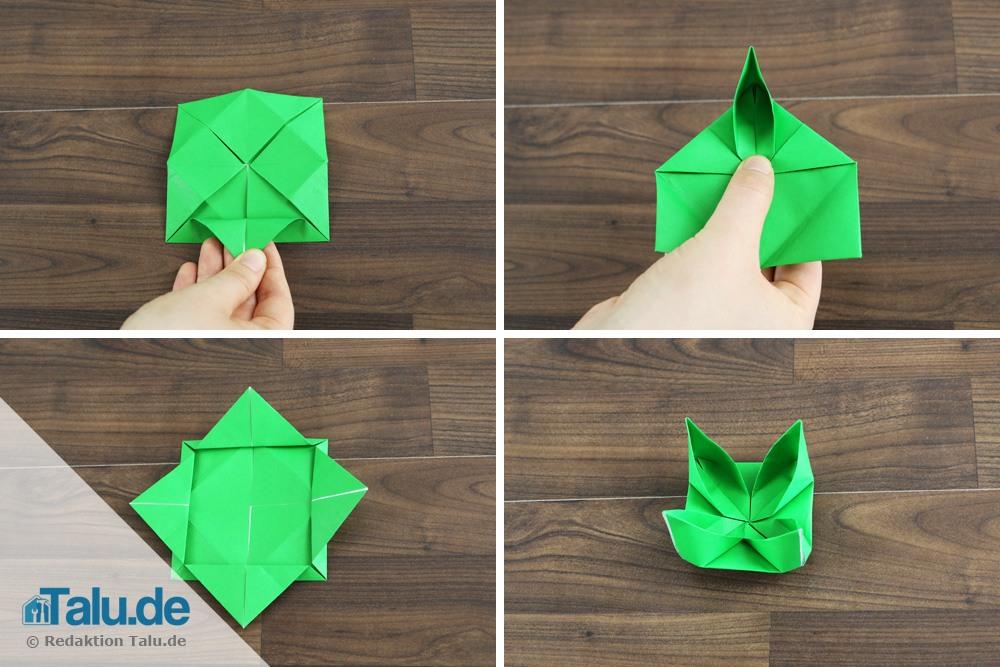 Fleurogami Anleitung Blüten Aus Papier Selbst Basteln Talude