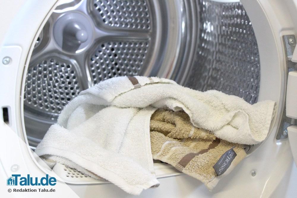 Waschmaschine reparieren - Symptome finden und beheben - Talu.de