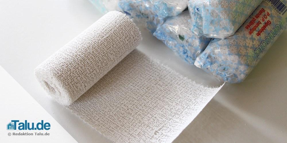 diy anleitung babybauch gipsabdruck machen und bemalen. Black Bedroom Furniture Sets. Home Design Ideas