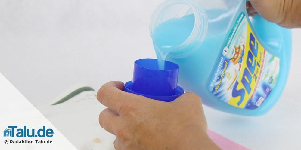 Flüssigwaschmittel