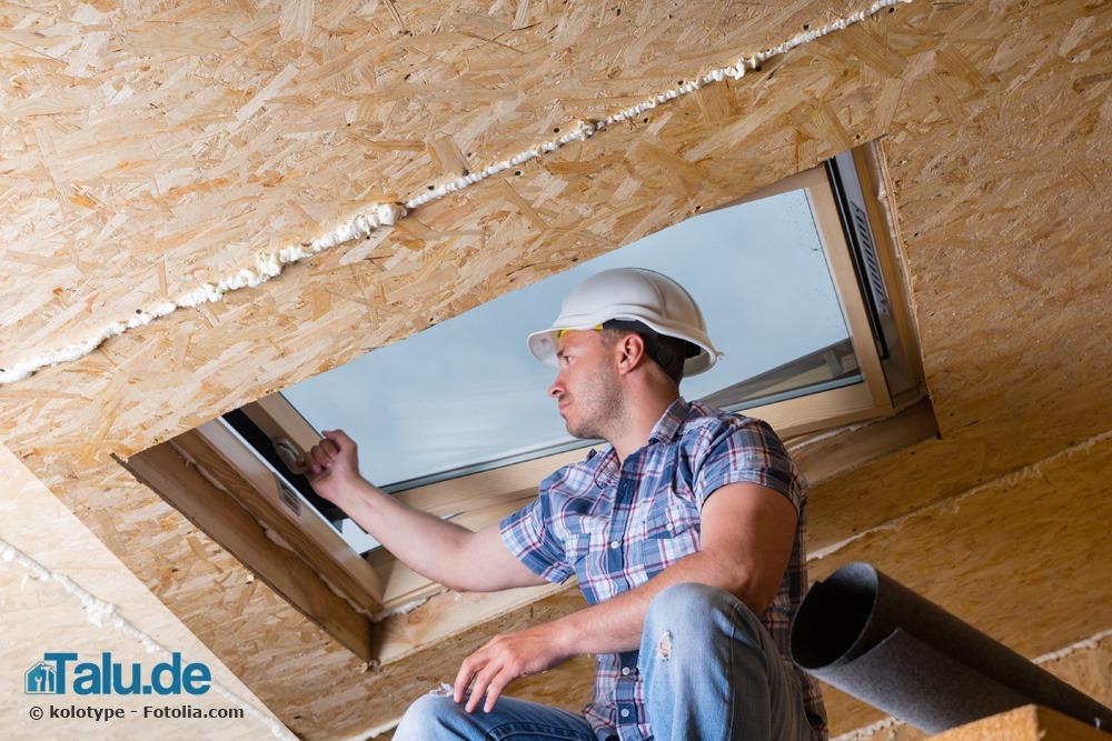 dachfenster einbauen vorteile ideen ~ kreative bilder für zu hause ... - Dachfenster Einbauen Vorteile Ideen