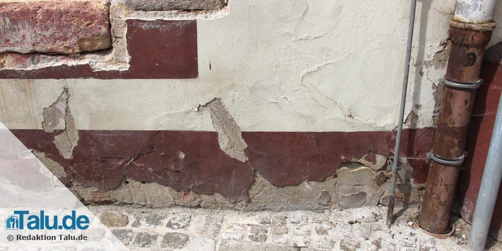 Fassadenschaeden