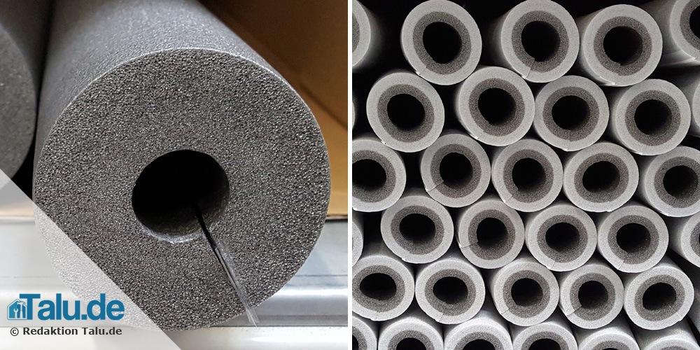 heizungsrohre isolieren material heizungsrohre isolieren senkt heizkosten heizungsrohre. Black Bedroom Furniture Sets. Home Design Ideas