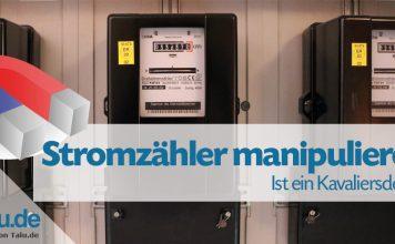 Stromzähler manipulieren