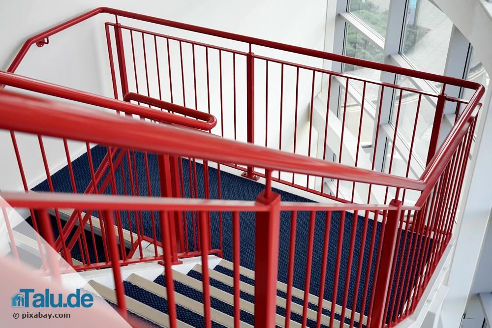 Berühmt Alle Brüstungshöhen für Fenster, Balkon und Geländer/Handläufe OE65