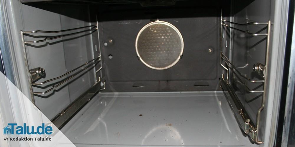 Plexiglas im Ofen erhitzen
