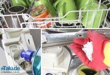 Spülmaschine verbraucht kein Salz