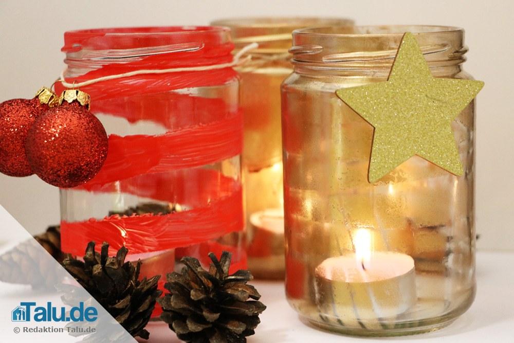 weihnachtsgeschenke basteln mit kindern 12 kreative ideen. Black Bedroom Furniture Sets. Home Design Ideas