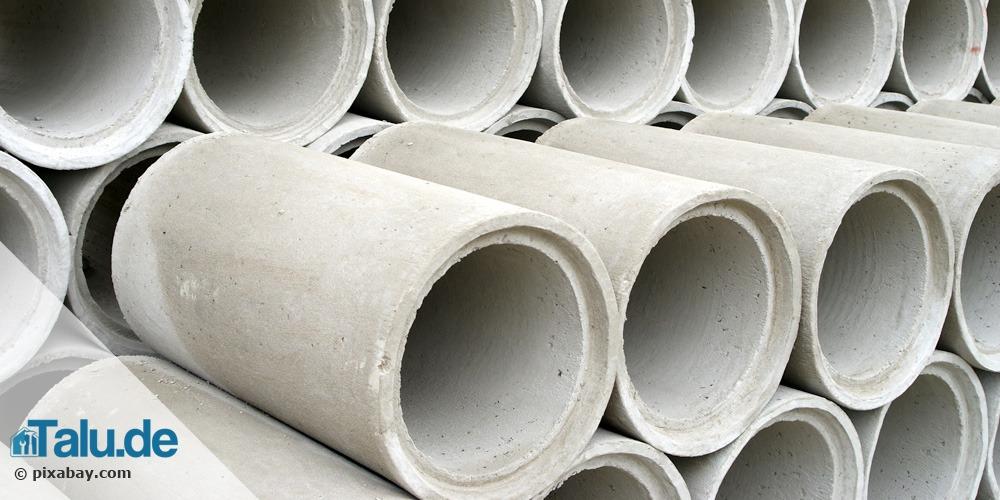 Abwasserleitung Wichtiges Zu Gefalle Durchmesser Und Material