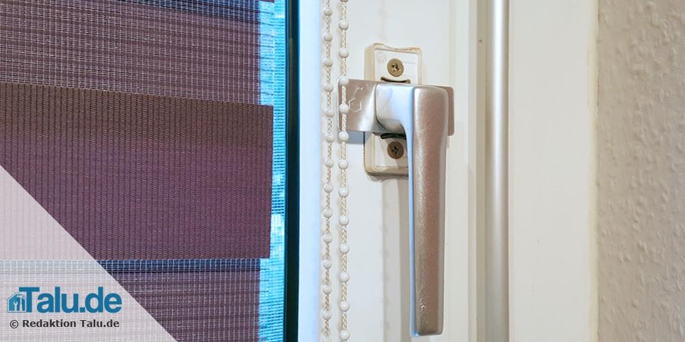 fensterschloss nachr sten anleitung zum einbauen. Black Bedroom Furniture Sets. Home Design Ideas