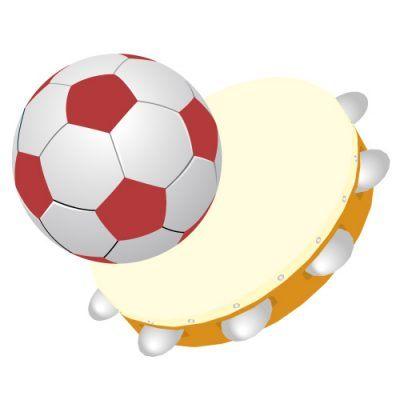 Ball und Tambourine