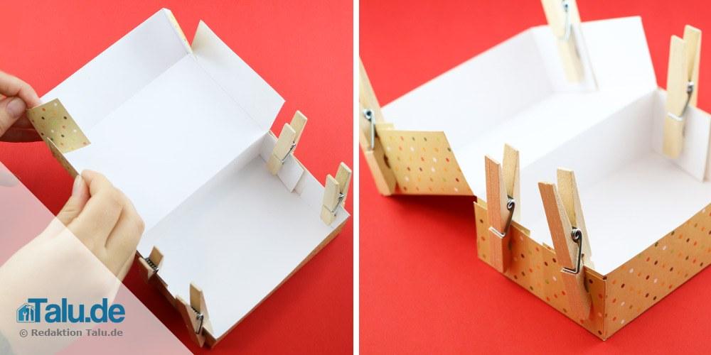 geschenkbox basteln vorlage schachteln basteln f r kleine geschenke vorlagen und ideen. Black Bedroom Furniture Sets. Home Design Ideas