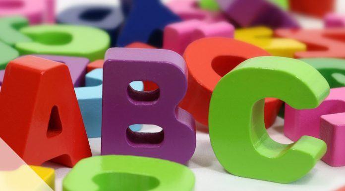 Buchstaben-Vorlagen
