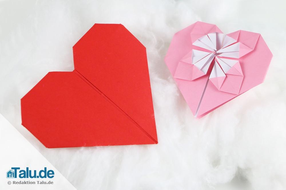 origami herz my blog. Black Bedroom Furniture Sets. Home Design Ideas