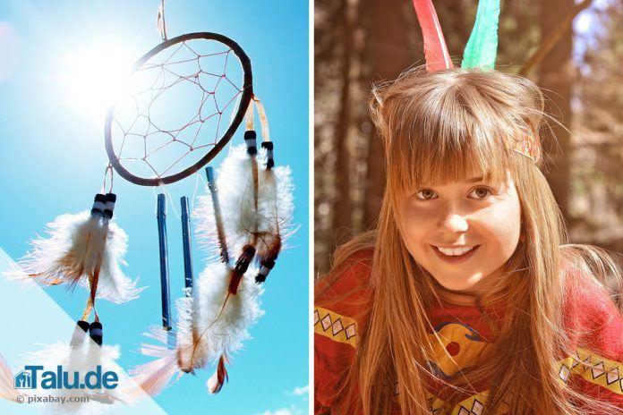 Bevorzugt Indianische Namen - Indianernamen für Mädchen und Jungen - Talu.de IZ53