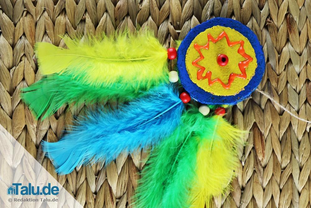 Indianer-Amulett