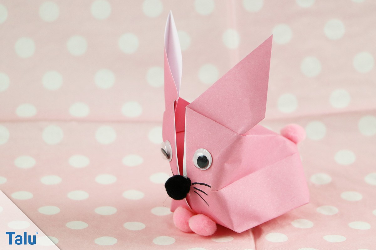 Origami-Häschen